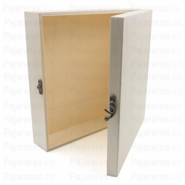 Caja para guardar accesorios del criador