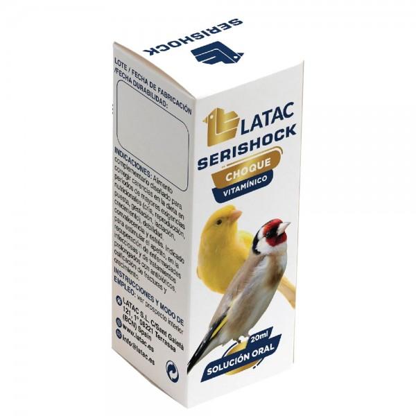 Serishock - Choque Vitaminico
