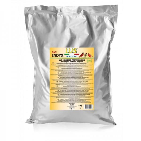 Pasta de cría LUS Indys con Germix 20% 5 kg