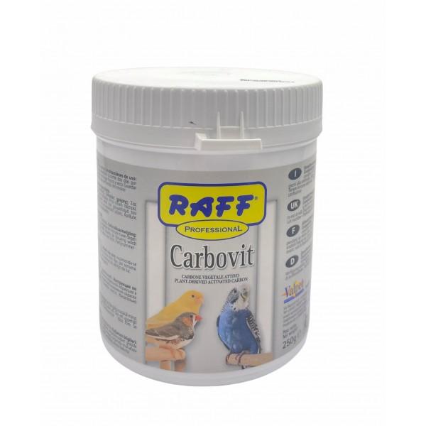 CARBOVIT / Carbón Vegetal Activo