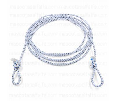 Cuerda elástica para red silvestrismo