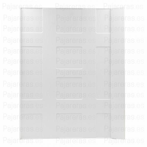 Bandeja para rollo de papel Pedros jaula metro Blanca