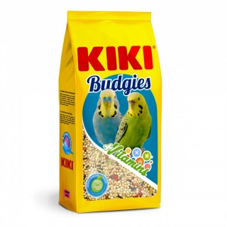 Food for exotic birds