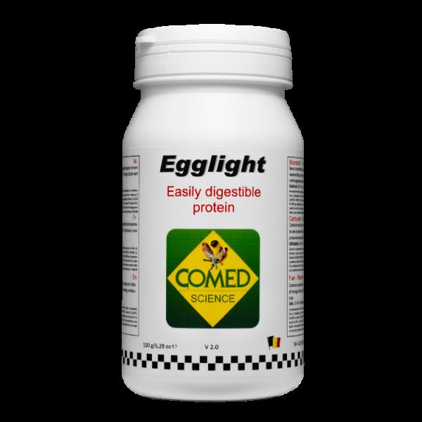 Comed Egglight 150 gr, (proteínas altamente digeribles). Para pájaros