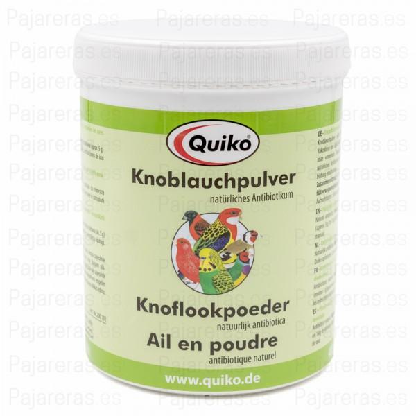 Quiko Polvo de ajo | Antibiotico natural 400 grs