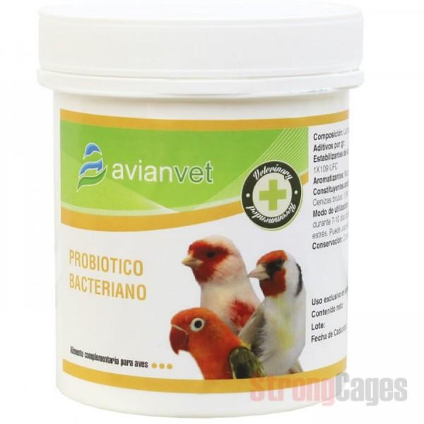 Probiotico Bacteriano Avianvet 250 grs.