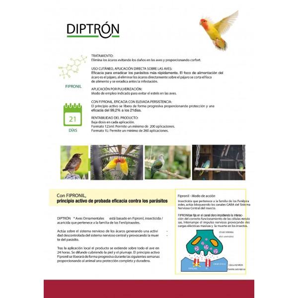Diptron Aves Ornamentales 125 ml