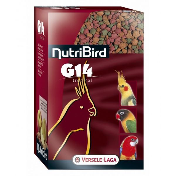 Alimento completo para Cotorras - Nutribird G14