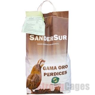 Partridge food