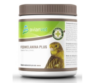 Feomelanina Plus