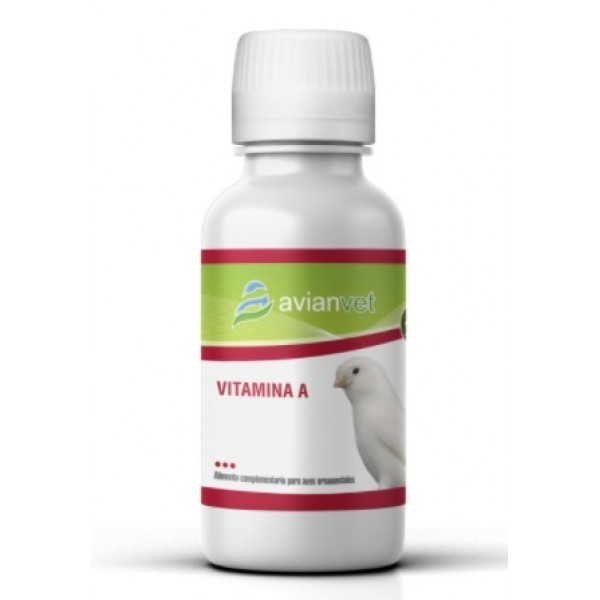 Vitamina A 100 ml AvianVet