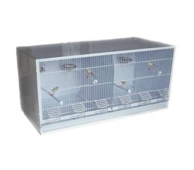 Breeding cage modulo n º 8 (2 homes)