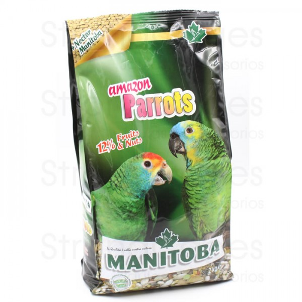 Manitoba Amazon Parrots