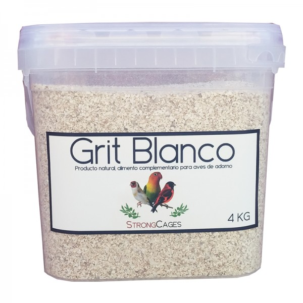 Grit Blanco StrongCages
