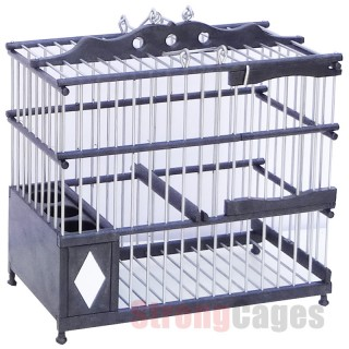 Silvestrismo cages and accessories