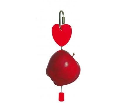 Portafrutas con corazón