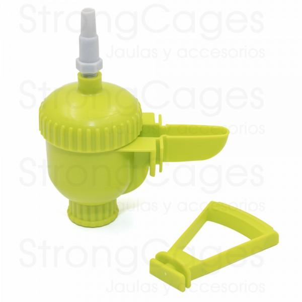 Bebedero pájaro mini automático