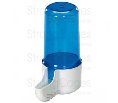 Bebedero corto lujo azul 2GR