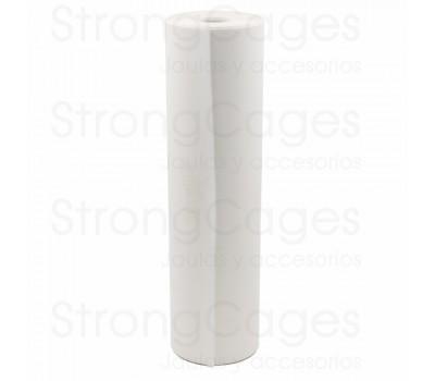 Papel rollo blanco 40 cm