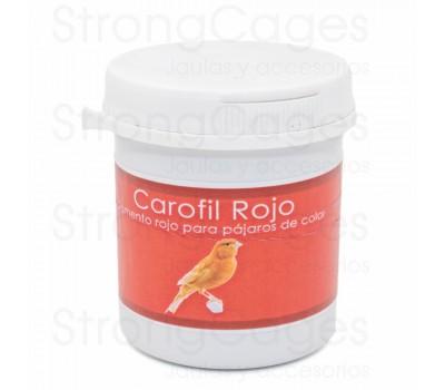Carofil Rojo StrongCages 20 grs