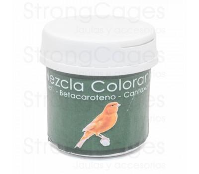 Mezcla Colorante StrongCages 20Grs