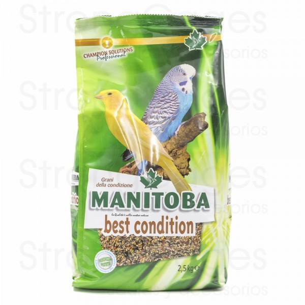 Mxt. Best Health Cond. Manitoba 2.5 Kg.