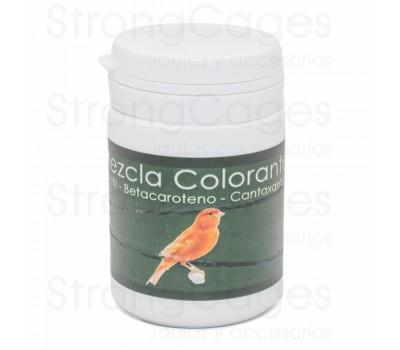 Mezcla Colorante StrongCages 40 grs