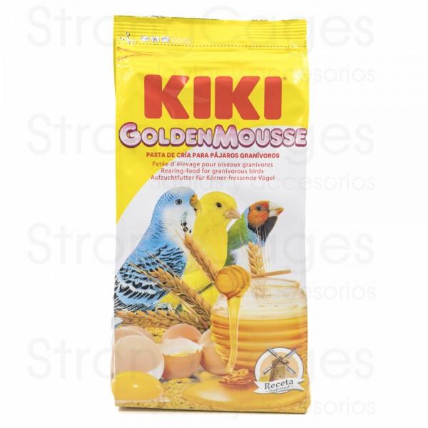 KIKI Pasta de cría y mantenimiento amarilla 1 kg
