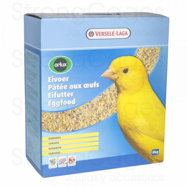 Pasta seca para canarios ORLUX 1 kg