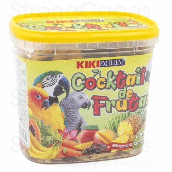 kiki Cocktail de frutas para Loros