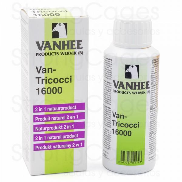 Vanhee Tricocci 16000 - 150ml (Aumenta la resistencia del organismo)