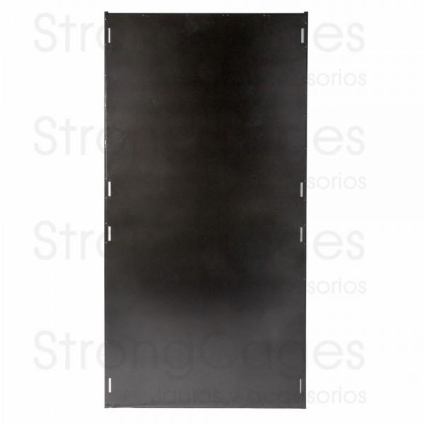 Opaque panel