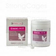 Omni-Vit   Mezcla de vitaminas y aminoácidos para pájaros