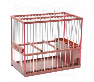 Cage C-2 Brown