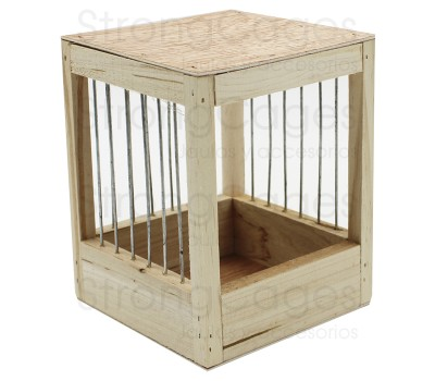 Wire nest for Canary, small