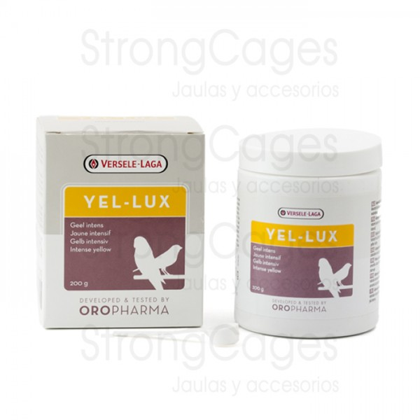 Yel-Lux 200 grs