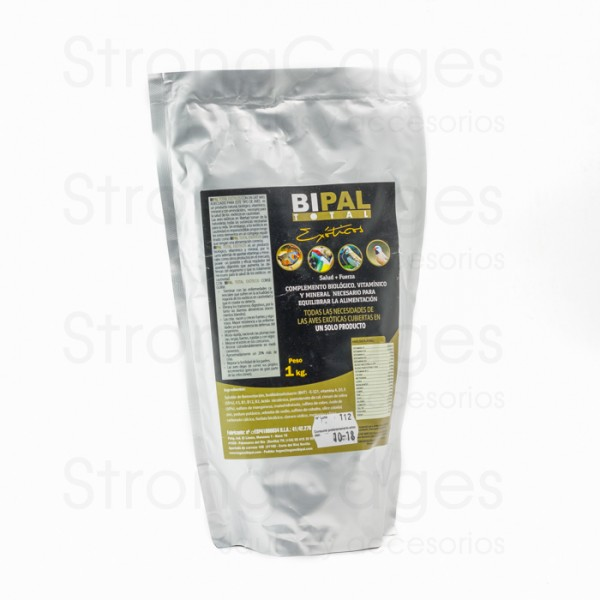 Bipal grit Exoticos 1 kg