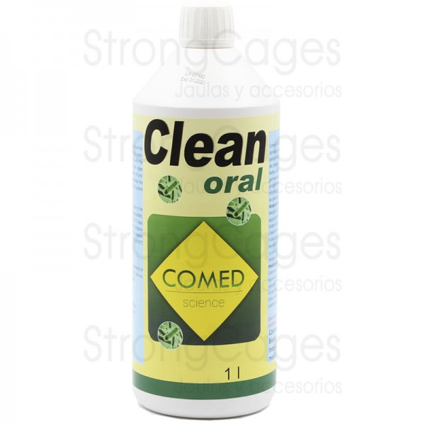 Comed Clean Oral