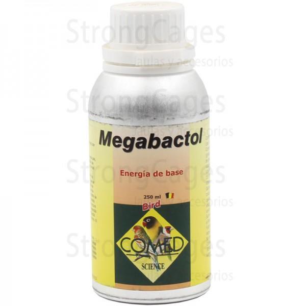 Megabactol Bird |Regenerador del hígado y brillo en pluma