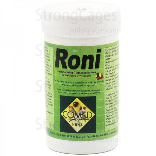 Roni Bird | Membranas Mucosas Sanas
