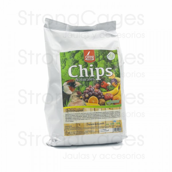 Chips Naturales ORNI COMPLET 800 grs