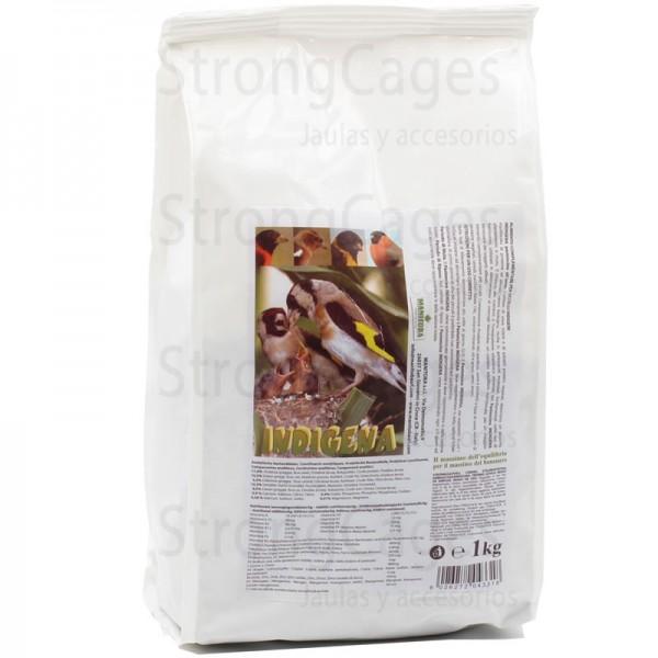 Pasta Jilgueros Indian Soft 1kg