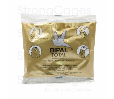 BIPAL TOTAL Complemento vitaminico mineral 500 grs