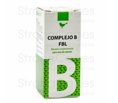 Complejo B FBL 20 ml.