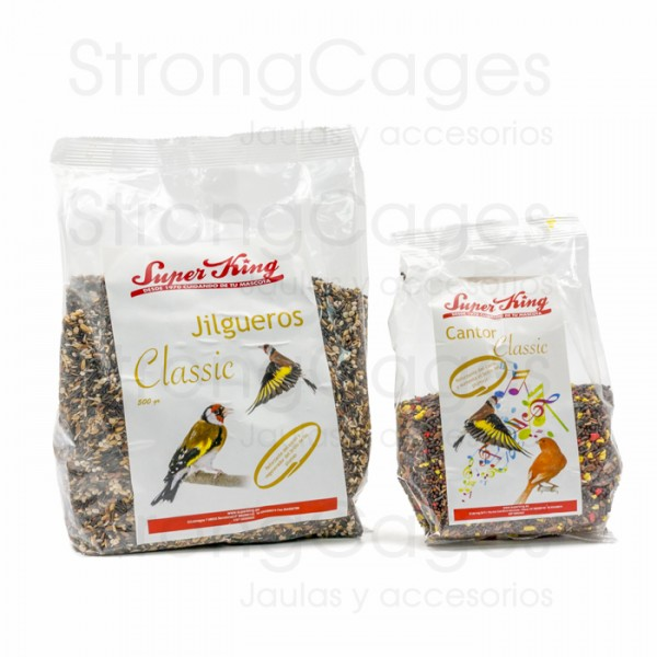Superking Jilguero 500 gr