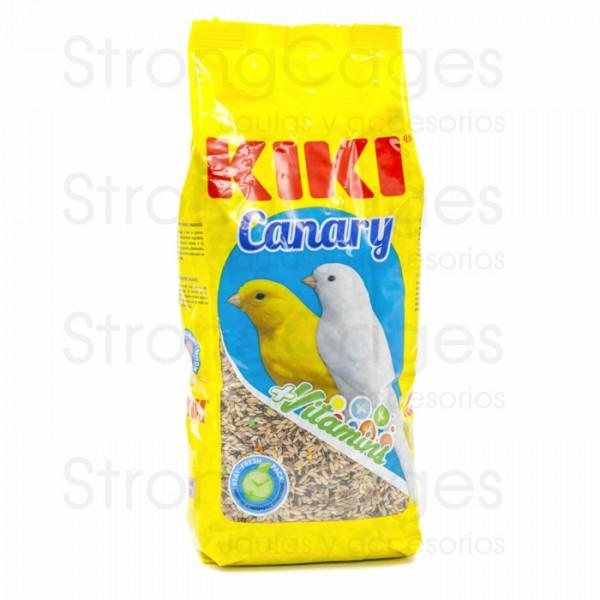 KIKI Alimento completo para Canarios 1 kg