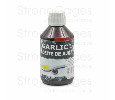 Garlic Oil 250 ml