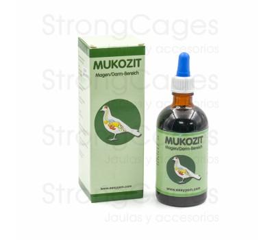 Mukozit   Indicado para la región del estómago y de los intestinos.