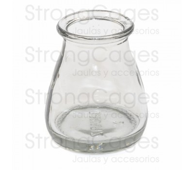 Bebedero cristal