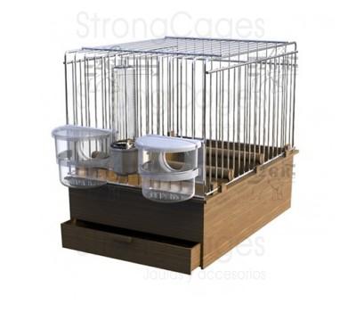Cage singing 2GR